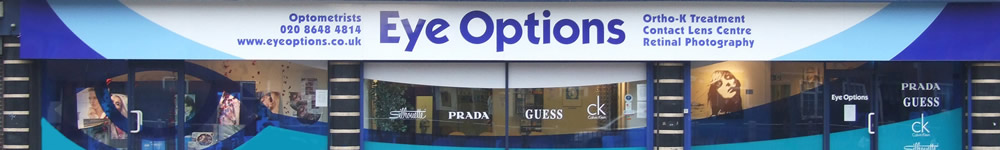 Eye Options the place for top quality eye care